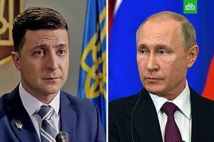 Đơn giản hóa thủ tục cấp hộ chiếu Nga cho công dân Ukraine - phép thử với tân Tổng thống Zelenskiy