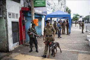Nổ ở Sri Lanka: Tiêu diệt 4 phần tử tình nghi đánh bom liều chết