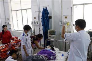 25 công nhân ở Cần Thơ nhập viện do ngộ độc khí gas