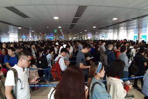 Tân Sơn Nhất áp dụng mức an ninh cao nhất để khách đi lại an toàn