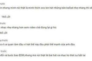 Điều gì khiến cho các fan… đòi trả lại một Soobin Hoàng Sơn ballad của ngày xưa?