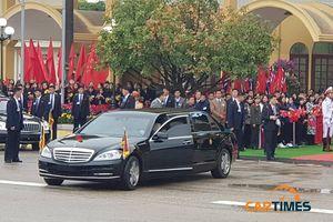 Daimler khẳng định không hề biết Triều Tiên mua xe Mercedes từ đâu
