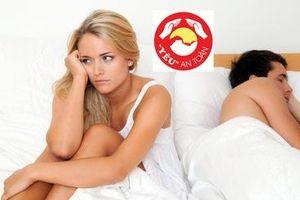Vợ giận hờn vì chồng bỗng dưng lảng tránh 'chuyện ấy'