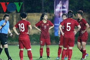 Dư âm U19 nữ Việt Nam 1-1 U19 nữ Iran: Còn nhiều nỗi lo