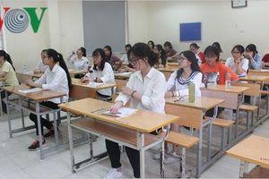 Các trường đại học lúng túng trong xử lý thí sinh gian lận điểm thi