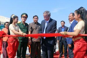 Khánh thành Đài Hữu nghị Việt Nam - Campuchia tỉnh Banteay Meanchay