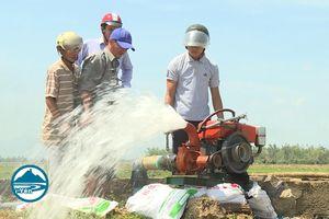 Phú Yên nắng nóng, nhiều nơi thiếu nước sinh hoạt