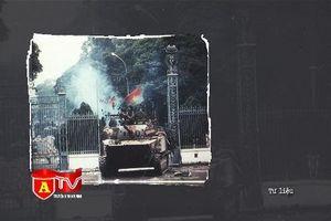 Ký ức của người pháo thủ chiếc xe tăng 390 húc đổ Dinh Độc lập