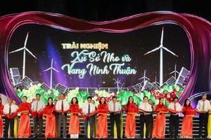 Khai mạc Lễ hội Nho và Vang Ninh Thuận 2019