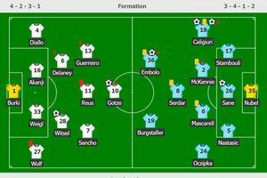 Reus nhận thẻ đỏ, Dortmund dâng chức vô địch cho Bayern