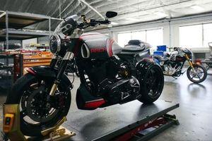 Khám phá xưởng xe độc nhất vô nhị của tài tử Hollywood Keanu Reeves