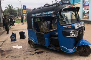 16 người thiệt mạng trong cuộc bố ráp nghi phạm khủng bố Sri Lanka
