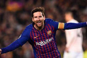 Không Ronaldo, Messi cô đơn trên ngai vàng La Liga