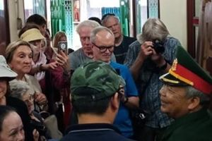 Tour 'Biệt động Sài Gòn' hút khách nước ngoài dịp lễ 30.4