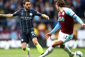 Burnley - Man City 0-1: Người hùng Aguero ghi chiến thắng cho Pep Guadiola