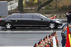 Mercedes-Maybach chống đạn của chủ tịch Kim là 'xe không chính hãng'?