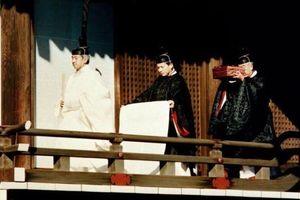 Ba báu vật bí ẩn cho lễ lên ngôi Nhật hoàng