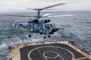 Tàu Hải quân Nga hướng đến khu vực gặp nạn của F-35 Nhật Bản
