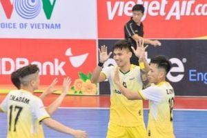 Lượt 6 Vòng chung kết Giải Futsal HDBank VĐQG 2019: Sahako ngự trị đầu bảng xếp hạng