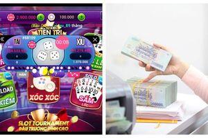Đường dây đánh bạc trực tuyến 30.000 tỉ: Lỗ hổng ngân hàng