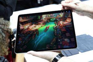 iPad Pro 5G đầu tiên 'lỡ hẹn' đến năm 2021