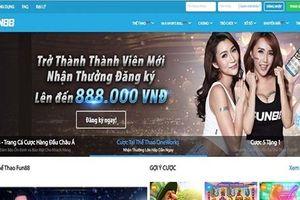 Đường dây đánh bạc web Fxx88.com: Khởi tố 24 đối tượng