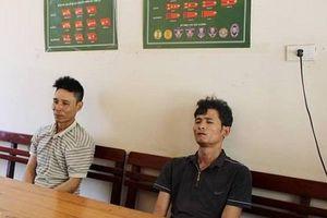 Tóm gọn 2 đối tượng từ Lâm Đồng ra Nghệ An mua ma túy về tiêu thụ
