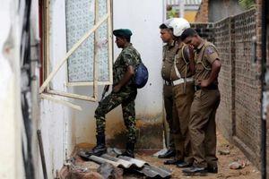 Sri Lanka: Ít nhất 15 người chết trong đợt truy quét khủng bố