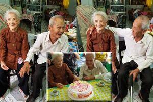 Gặp lại bạn trai cũ 96 tuổi sau 65 năm, cụ bà 93 tuổi 'hẹn kiếp sau mình sẽ thành đôi'