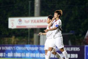 Hạ Li-Băng 4-1, Việt Nam chờ có điểm trước Hàn Quốc mới đi tiếp ở giải châu Á
