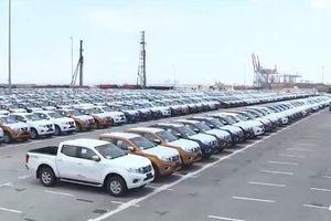 Chỉ được nhập khẩu ô tô dưới 16 chỗ chở người qua 5 cửa khẩu
