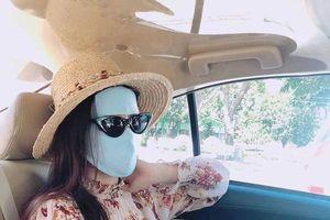 Bật cười vì Tiểu Vy, Diễm Trang thi nhau hóa 'ninja' chống nắng khi trời nóng điên đảo