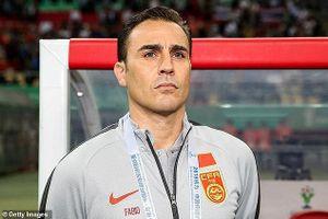 Huyền thoại Cannavaro tháo chạy khỏi ĐT Trung Quốc chỉ sau hơn 1 tháng nắm quyền