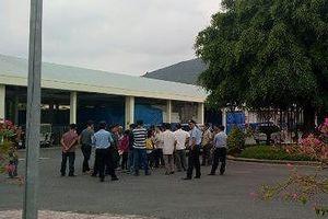 Bị điện giật trong nhà máy, một nhân viên tử vong ở Khánh Hòa