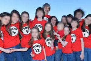 13 đứa trẻ bị bố mẹ hành hạ và giam cầm nhiều năm trong nhà ra sao?