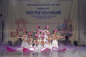 Hội thi văn nghệ cộng đồng người Việt Nam tại LB Nga