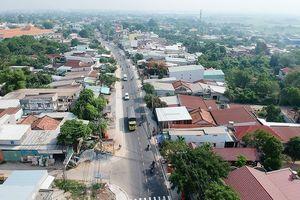 Nâng cấp hạ tầng giao thông huyện Củ Chi