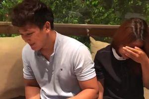 Lộ diện em trai Hari Won trong bữa ăn cùng Trấn Thành