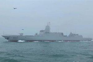 Trung Quốc thử nghiệm tên lửa chống hạm siêu thanh đời mới