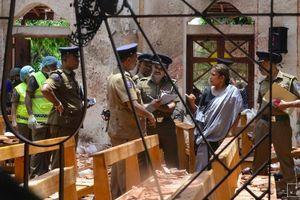 Tổng thống Sri Lanka bổ nhiệm quyền Tổng thanh tra cảnh sát