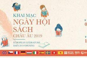 Phong phú các hoạt động hấp dẫn trong Ngày hội sách châu Âu 2019 tại Việt Nam