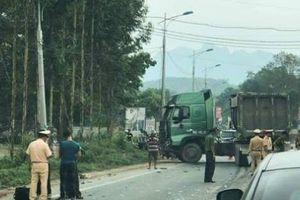 Lạng Sơn: Tai nạn xe khách nghiêm trọng khiến 1 người tử vong tại chỗ
