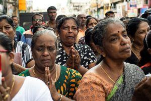 Sri Lanka cấm người dân đeo khăn, mạng che mặt sau vụ đánh bom