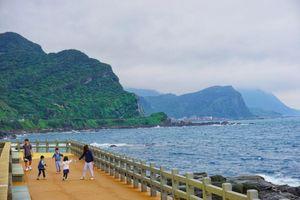 Cung đường bờ biển Đông Bắc Đài Loan mê hoặc lòng người