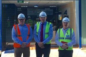 Bộ trưởng Hợp tác châu Á bang Tây Úc lần đầu đến thăm Việt Nam