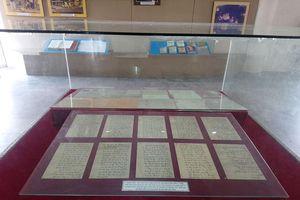 Cảm động bức thư 'thiêng', kỷ vật quý báu từ thành cổ