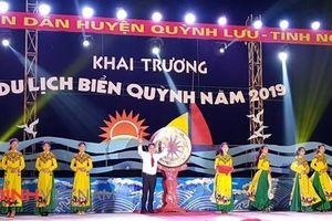 Tưng bừng khai trương du lịch biển Quỳnh 2019: Nhiều hoạt động nghệ thuật hấp dẫn