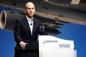 CEO Boeing lần đầu 'đối mặt' với các cổ đông sau 2 vụ tai nạn nghiêm trọng