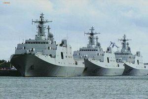 Chỉ mặt tàu chiến nguy hiểm không kém tàu sân bay của Trung Quốc
