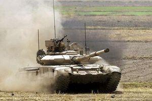 Thương vụ T-90MS giúp Ấn Độ tăng cường lực lượng xe tăng